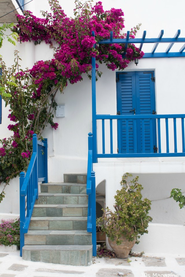 I want to get lost in Mykonos town