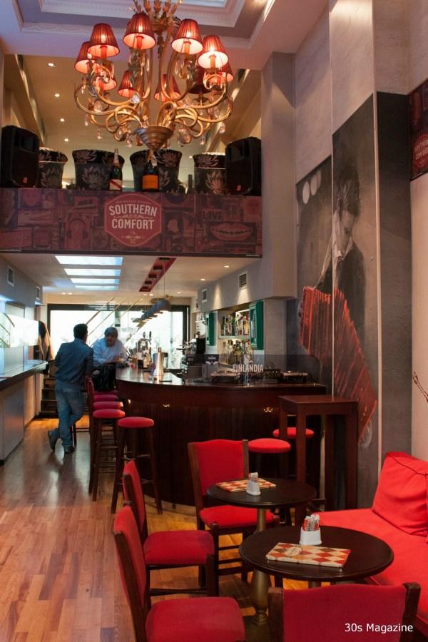 Pink Martini Bar