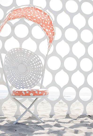 Poolside Prints to perk up your Outdoor Furniture