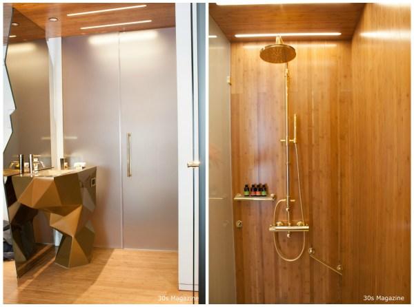 NEW hotel bathroom
