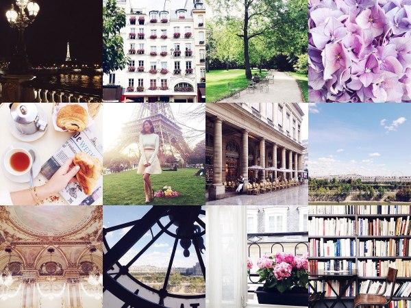 Paris in 4 months