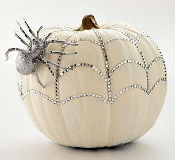 pumpkin bedazzled