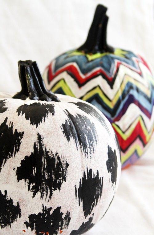 pumpkin ikat
