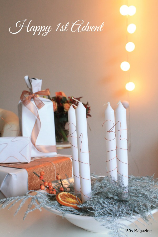 happy 1st advent