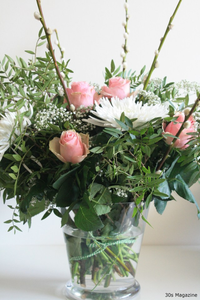 Learn how to make floral arrangements online