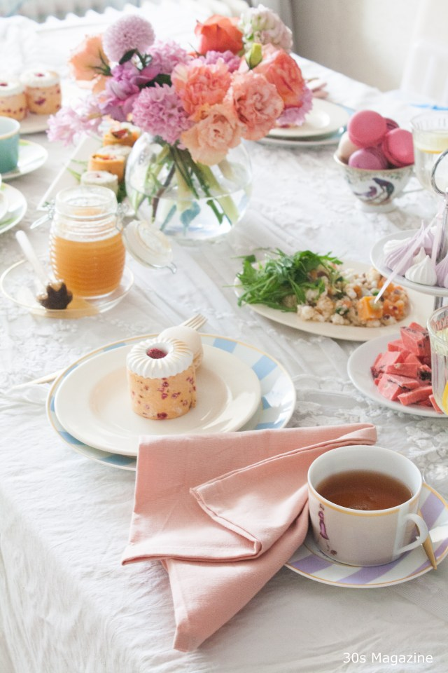 How to throw a memorable (Valentine's Day) High Tea in 5 steps