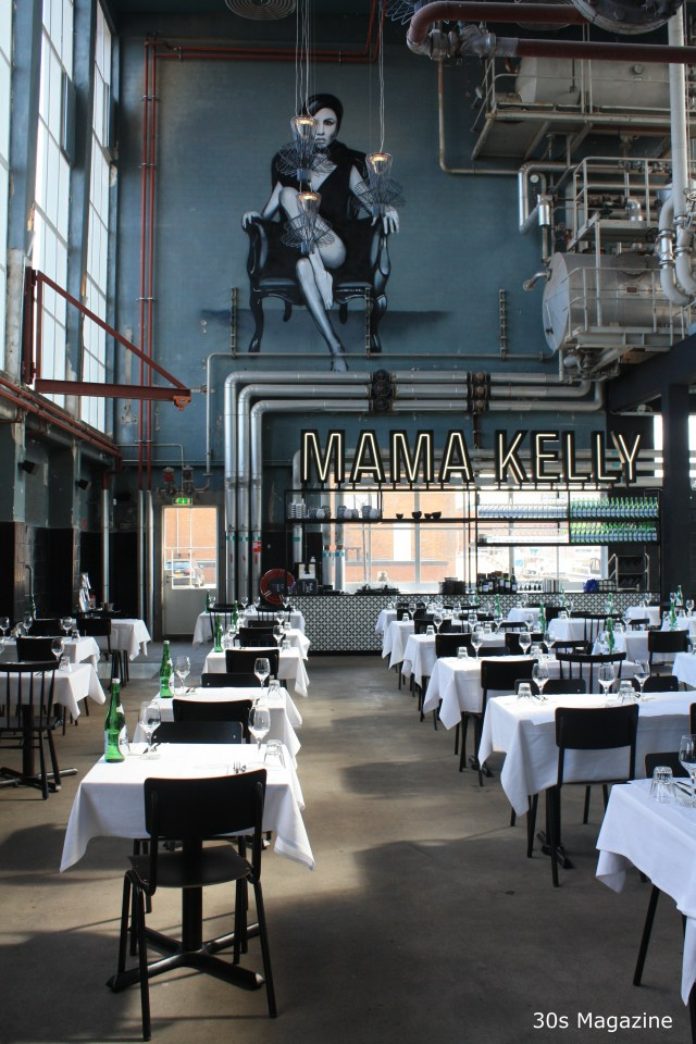 The Hague Favourite: Mama Kelly urban bistro