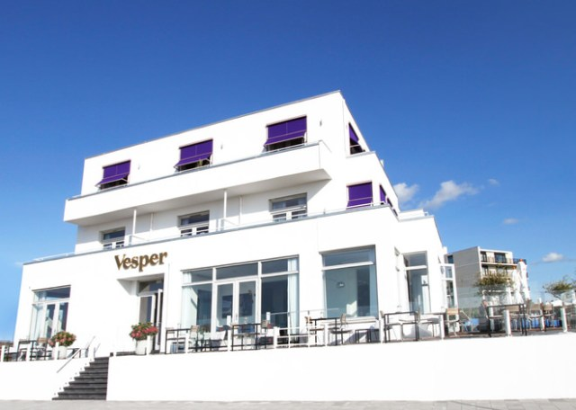 Hotel to Heart: Vesper Hotel in Noordwijk