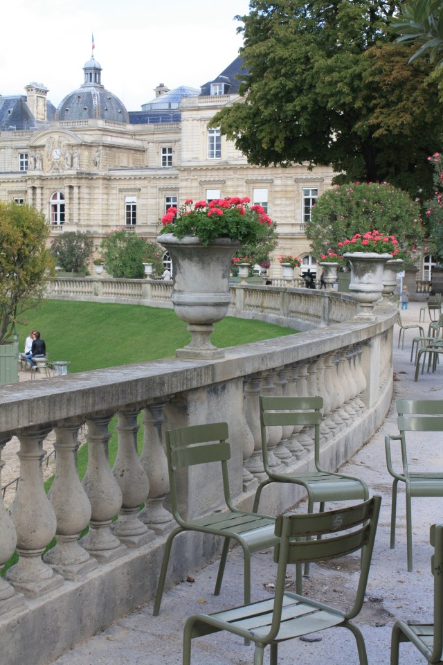Sundays in Paris: An afternoon in Jardin du Luxembourg