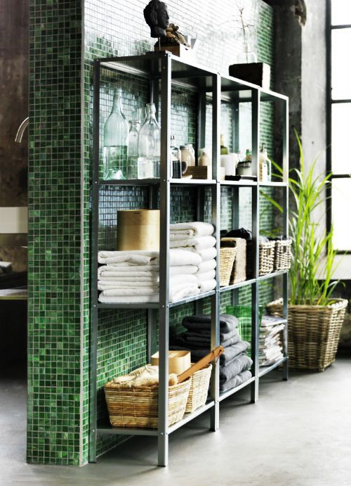 green tiles 4