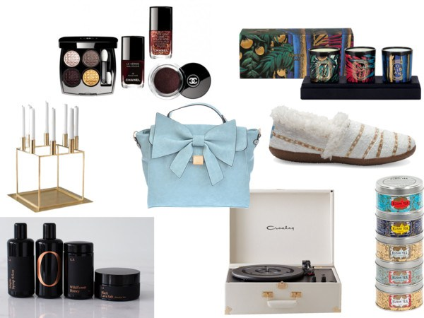 Gift Guide for Her: Little Luxuries