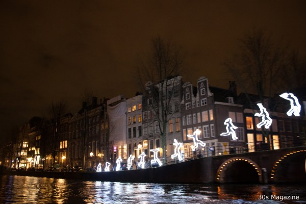 Amsterdam Light Festival 2015