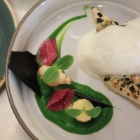 Restaurant FG Food Labs in Rotterdam: a formula of flavours