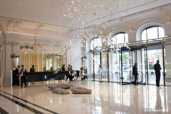 Peninsula Paris hotel