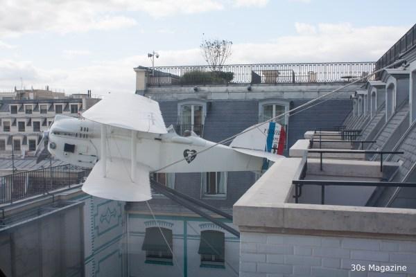 Peninsula Paris l'oiseau blanc