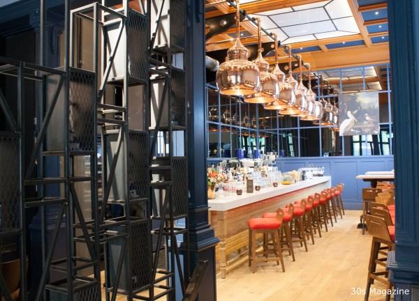 Restaurant LT Cornelisz Amsterdam