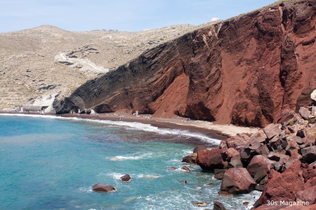5 Best Beaches on Santorini
