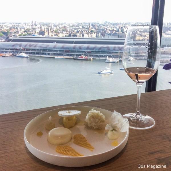 Restaurant MOON Amsterdam
