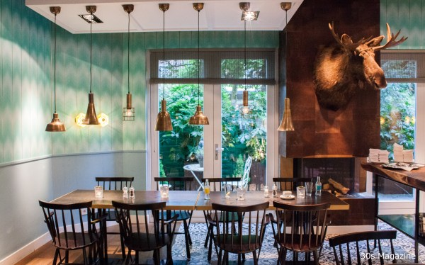 Brasserie Brooks Amsterdam