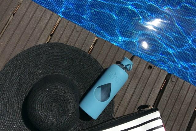 Summer essential: the Ghongha water bottle