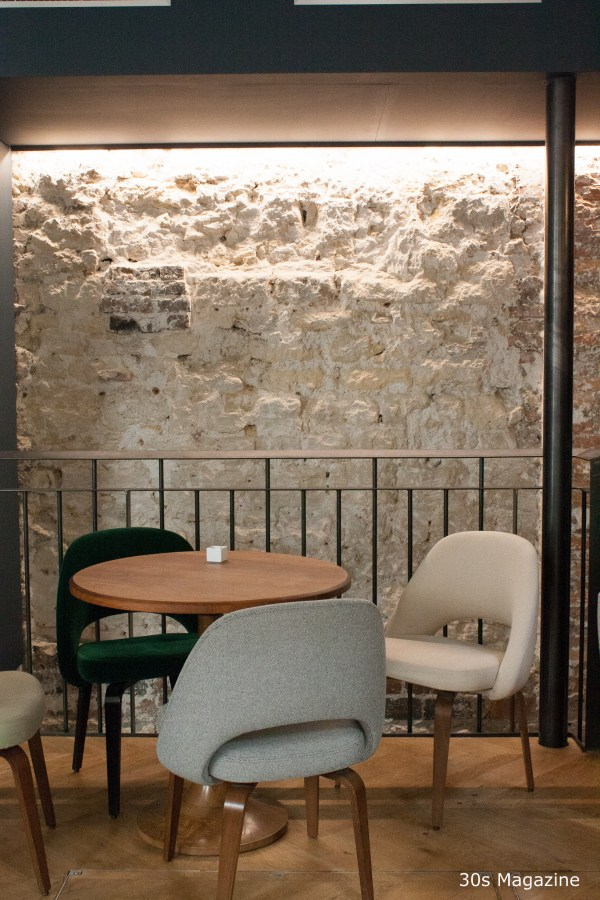 30s Magazine Paris Hotspot Restaurant Daroco Amp Bar Danico