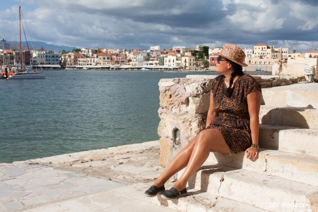 Crete Travel Tips: Chania old town