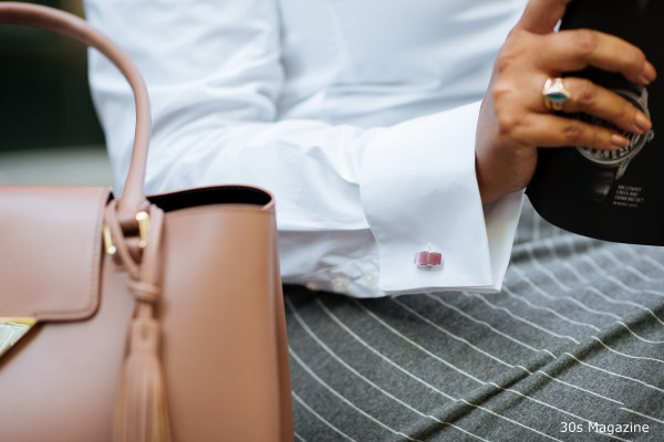 Ladies cufflinks