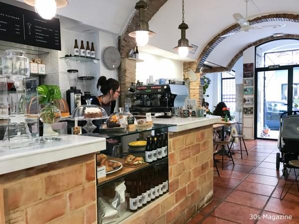 Bluebell Coffee Valencia