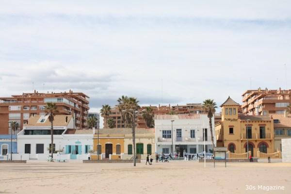 Cabanyal Valencia