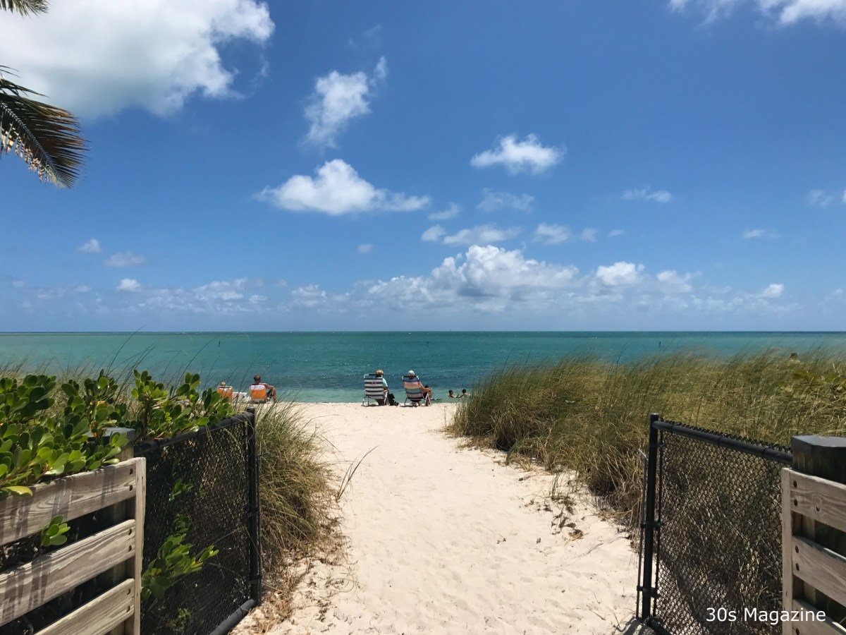 Top 3 Best Beaches in the lower Florida Keys