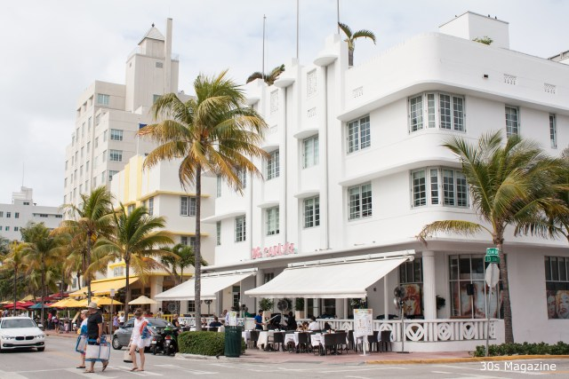 Touring Miami's Art Deco District