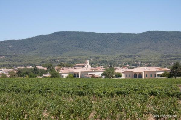 Bandol winery tour