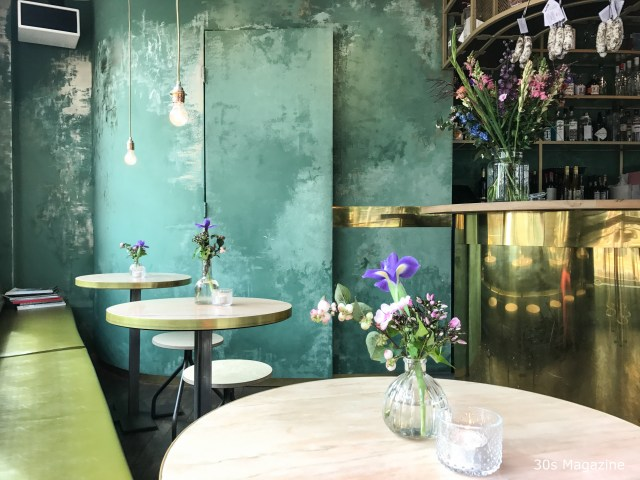 Amsterdam hotspot: Restaurant Hoed & Krelis