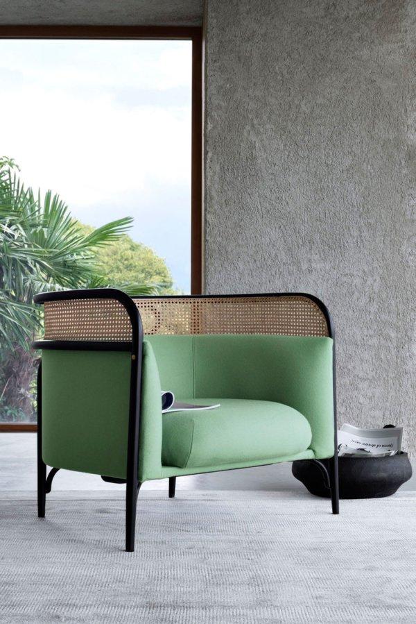 cane webbing chair