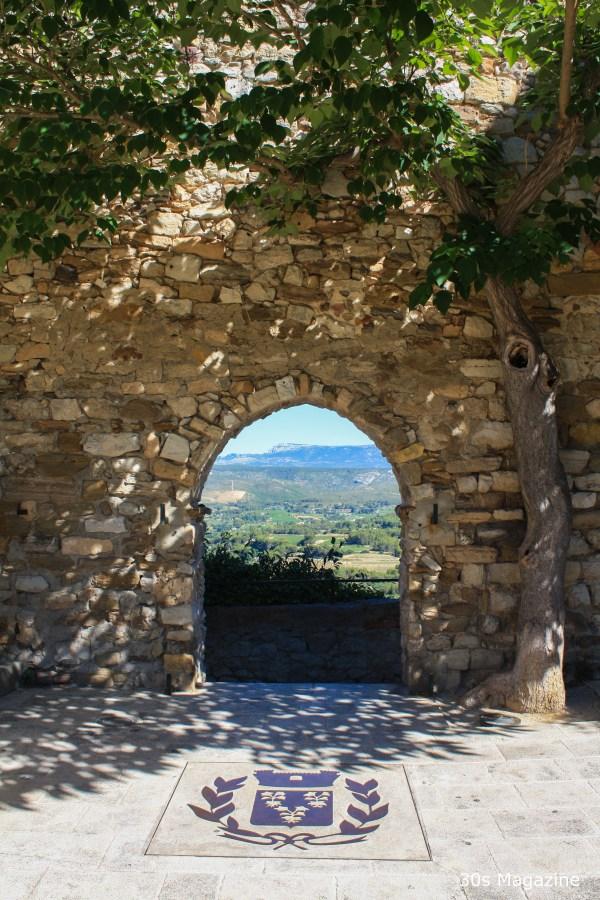 Le Castellet village in Provence
