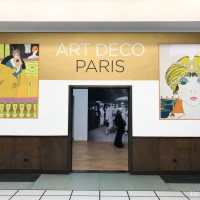 Art Deco exhibition in Gemeentemuseum The Hague