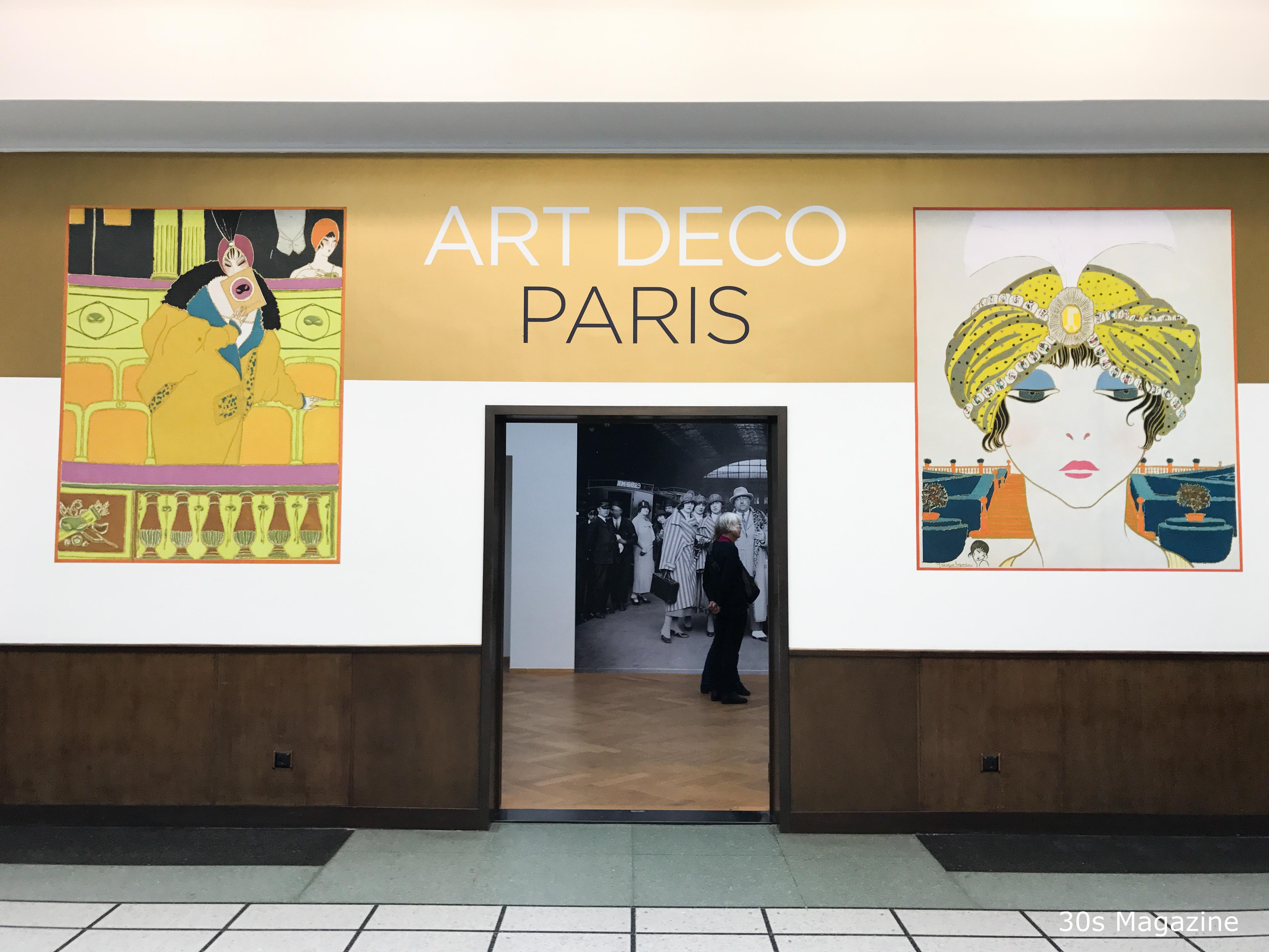 Art Deco exhibition in Gemeentemuseum The Hague – 30s Magazine