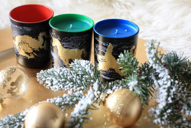My favourite luxury Scented candles for Christmas