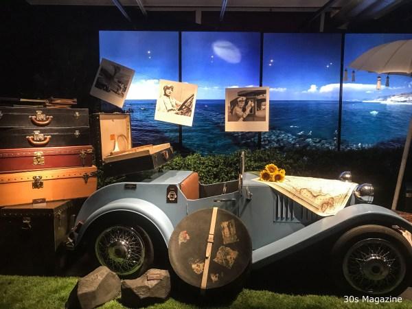 Legendary Trunks exhibition
