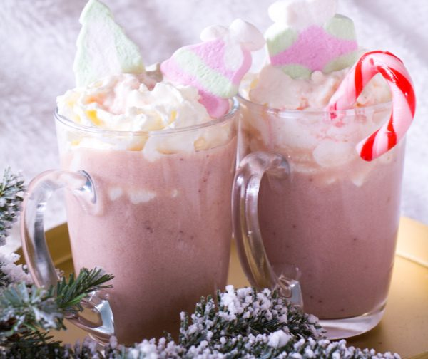 3 Festive Hot Chocolate Recipes
