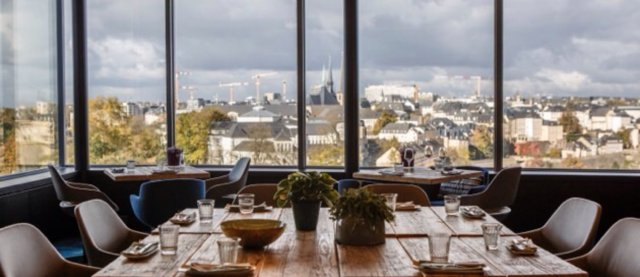Hotspot Luxembourg: Restaurant Mu