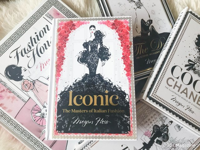 Book review: Iconic by Megan Hess