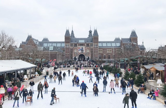 The Best of Amsterdam at Christmas Time