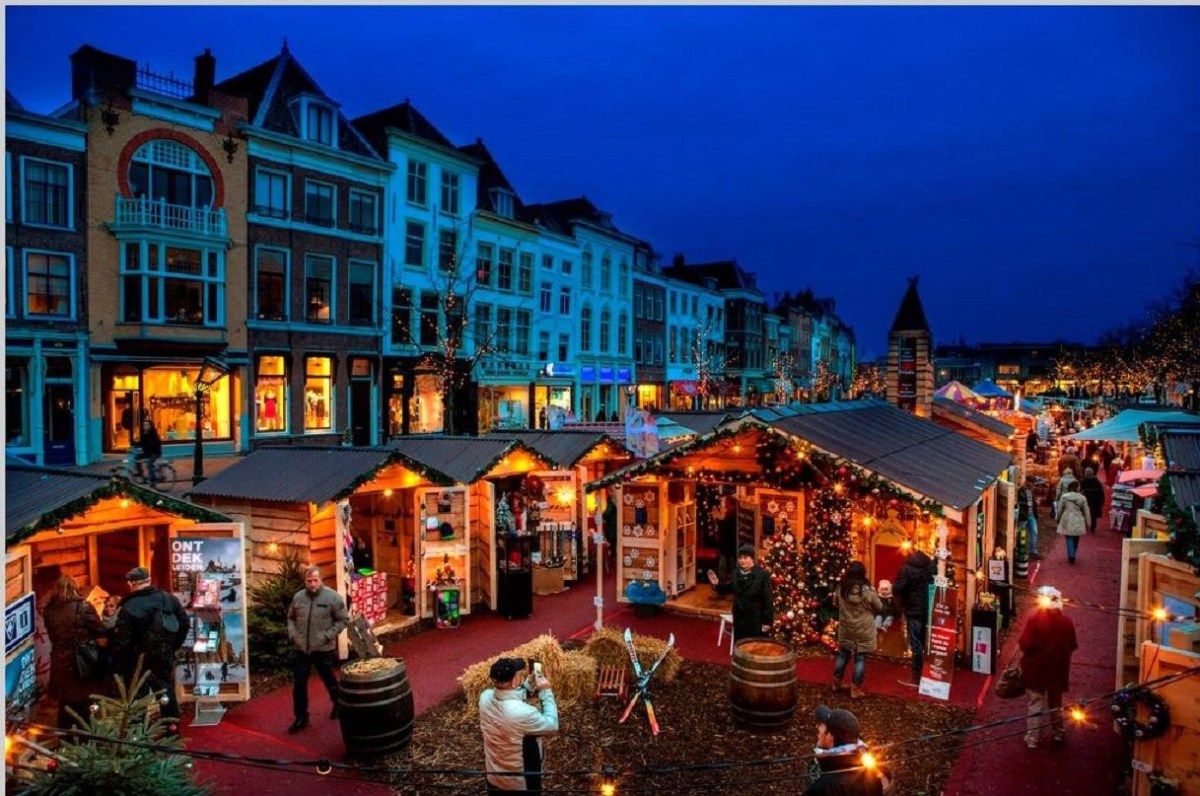 6 Reasons to visit Leiden in December