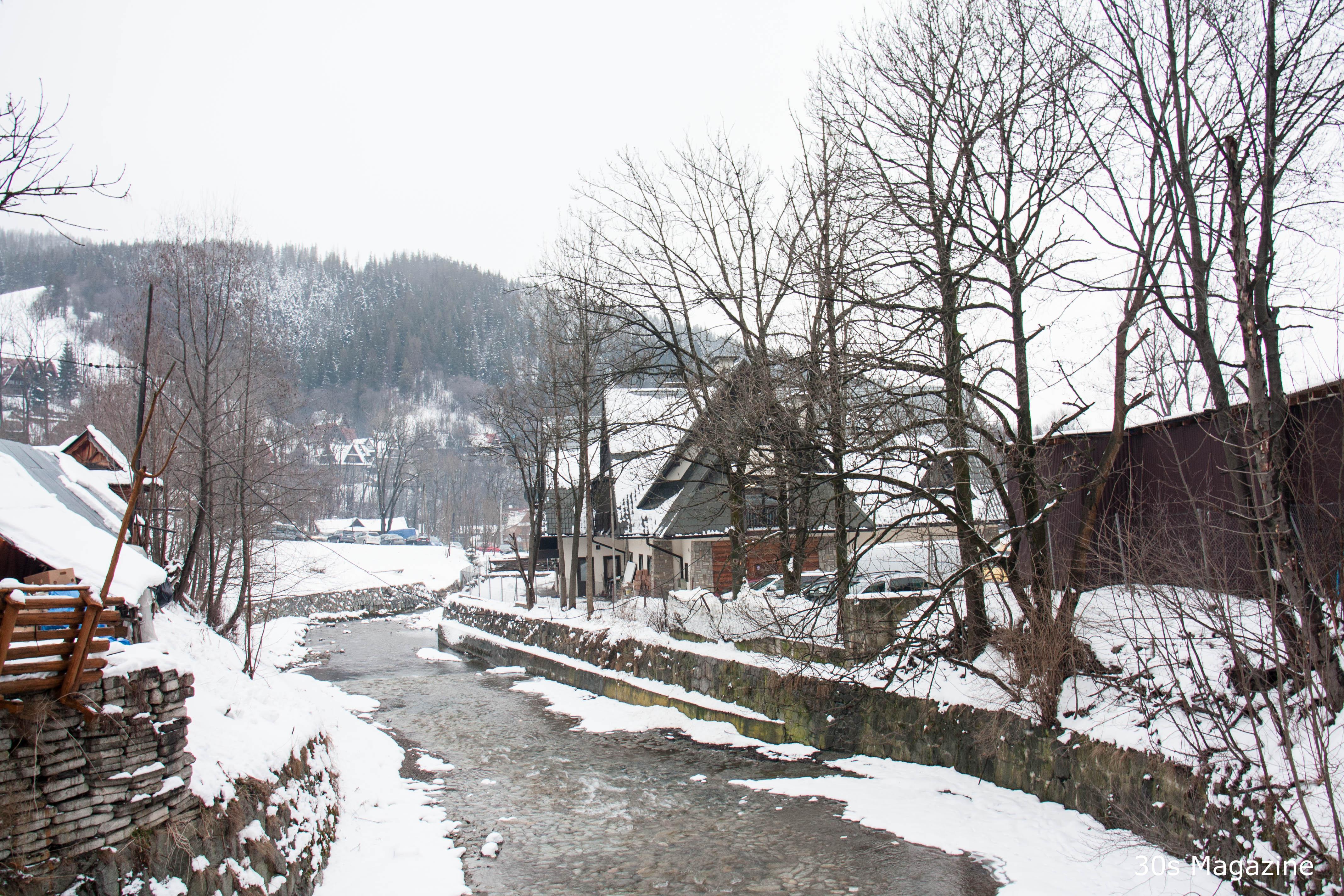 30s Magazine A Short Snow Break In Zakopane Poland