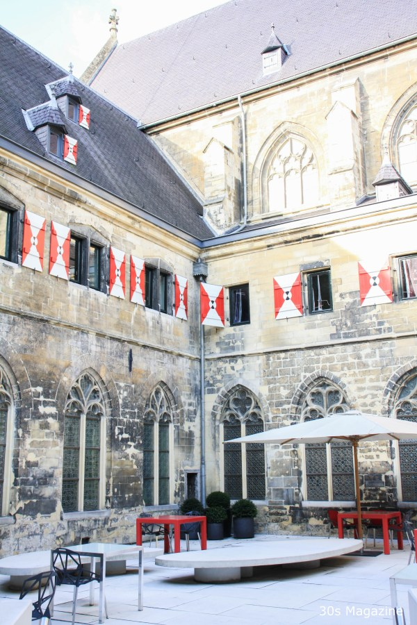 courtyard Kruisherenhotel Maastricht