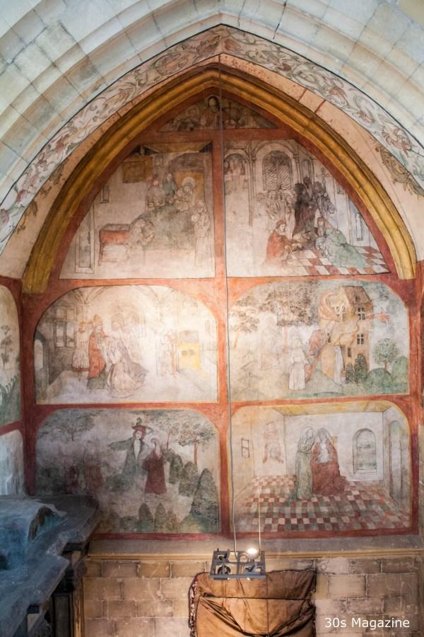 mural Kruisherenhotel Maastricht