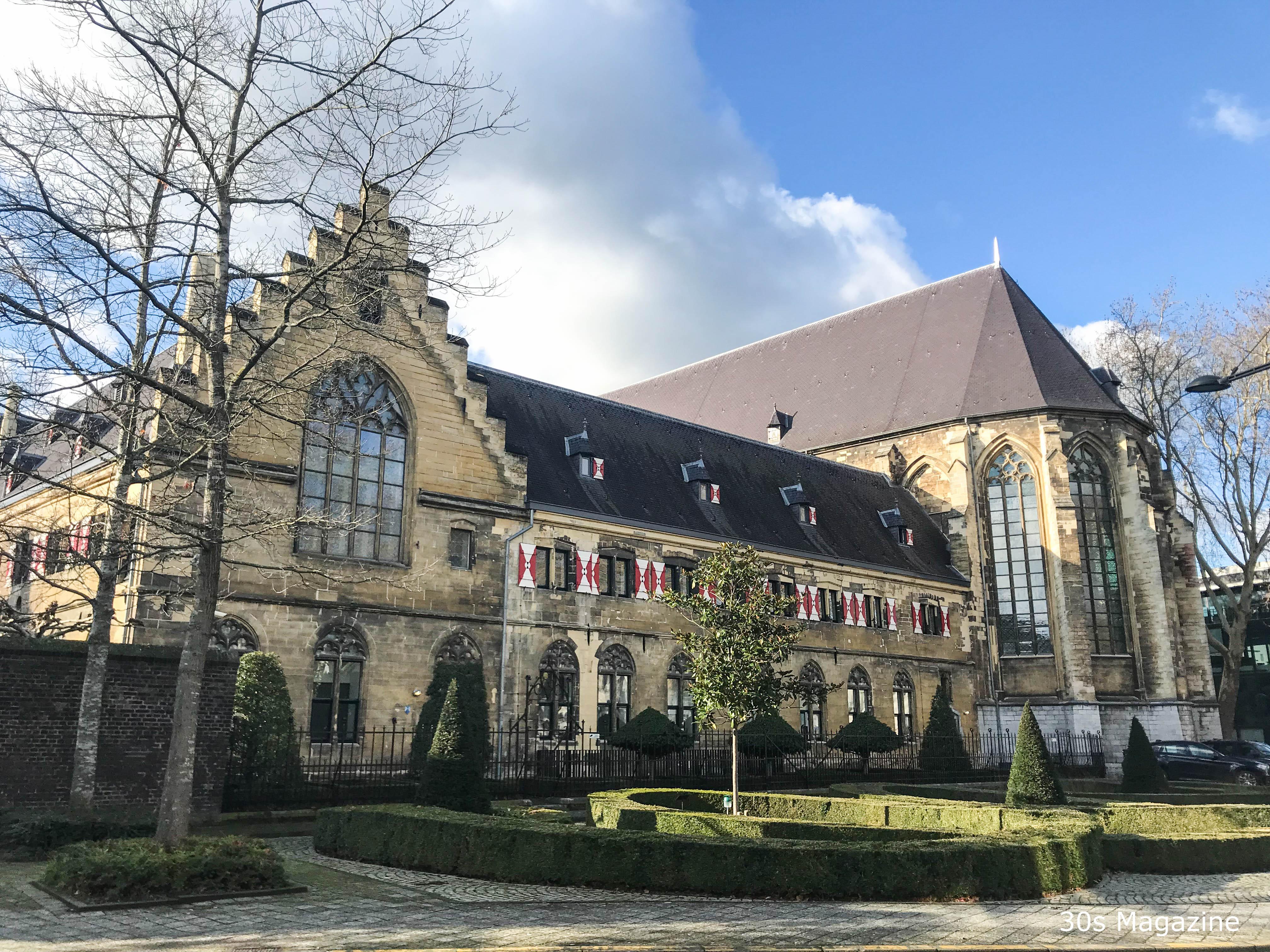 30s Magazine Hotel To Heart Kruisherenhotel Maastricht