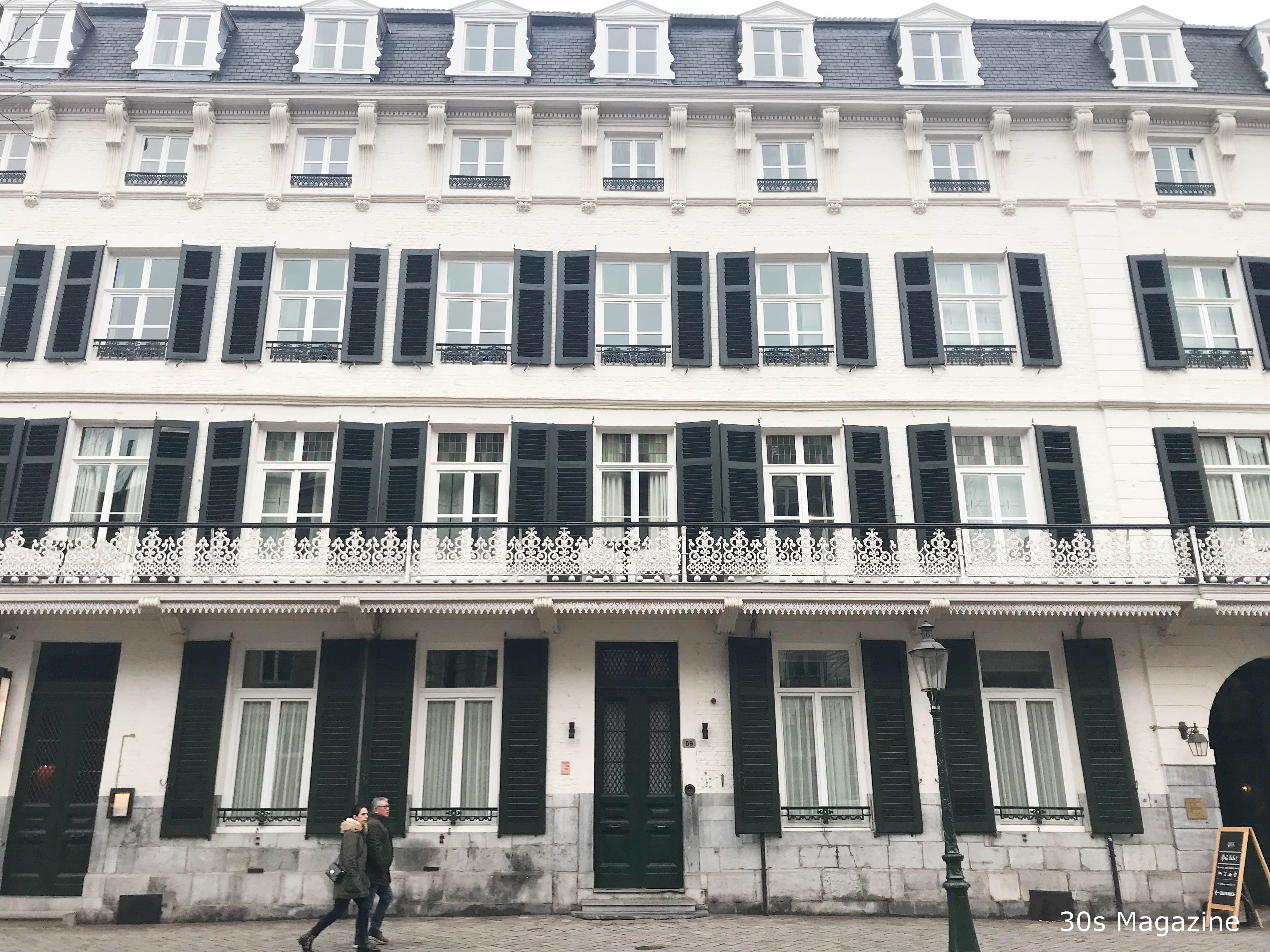 30s Magazine - Hotel Monastere Maastricht & Café Louis