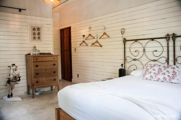 bedroom in Hotel La Semilla